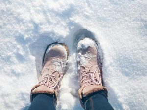 Winter Feet Care